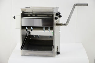 (Bulgarian) G120 ръчна машина за рязане на тютюн 0.8мм