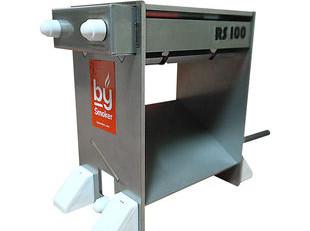 (Bulgarian)  RS100 ръчна машина за рязане на тютюн 0.8мм